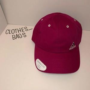 Adidas Women's Squad Cap Bold Pink
